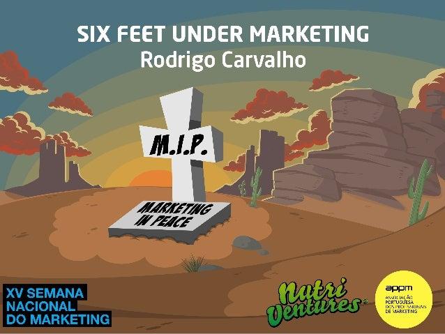 Rodrigo Carvalho - Nutri Ventures - Congresso Nacional de Marketing 2014