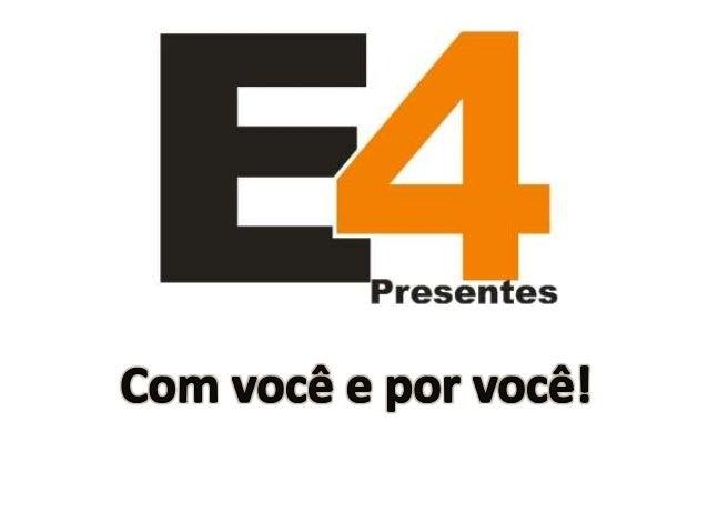 E4 - Projeto de Sustentabilidade