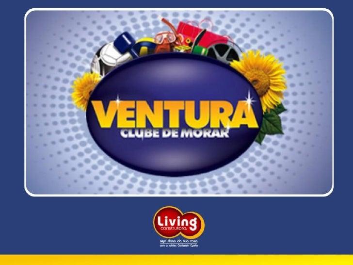 Ventura Clube de Morar - Living Construtora