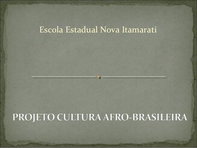 Escola Estadual Nova Itamarati