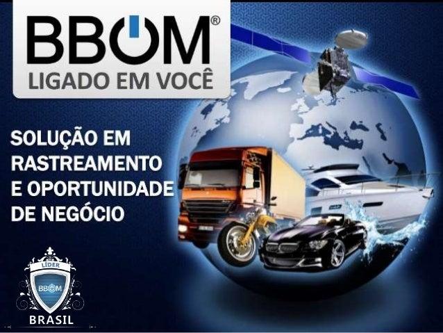 Apresentação Atualizada BBOM - Líder BBOM Brasil