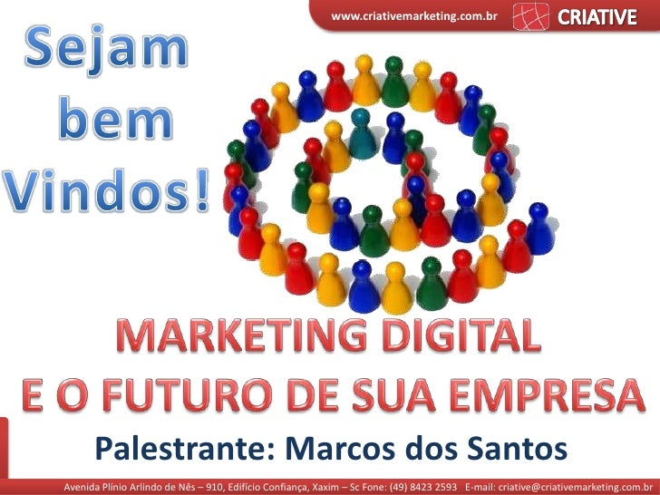 Marketing Digital e o futuro de sua empresa