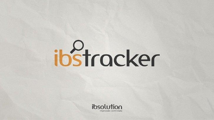 IBSTracker