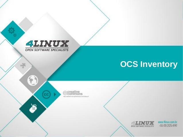 OCS Inventory