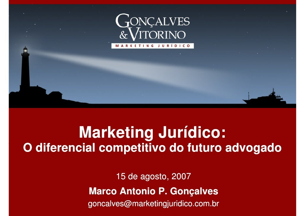 Marketing jurídico: O diferencial competitivo do futuro advogado