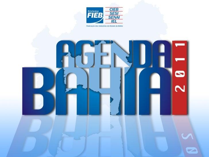 Agenda Bahia 2011