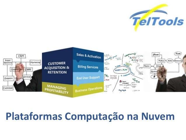 Plataformas Computação na Nuvem