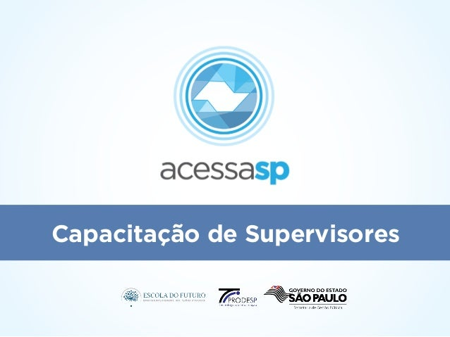 Capacitação de Supervisores