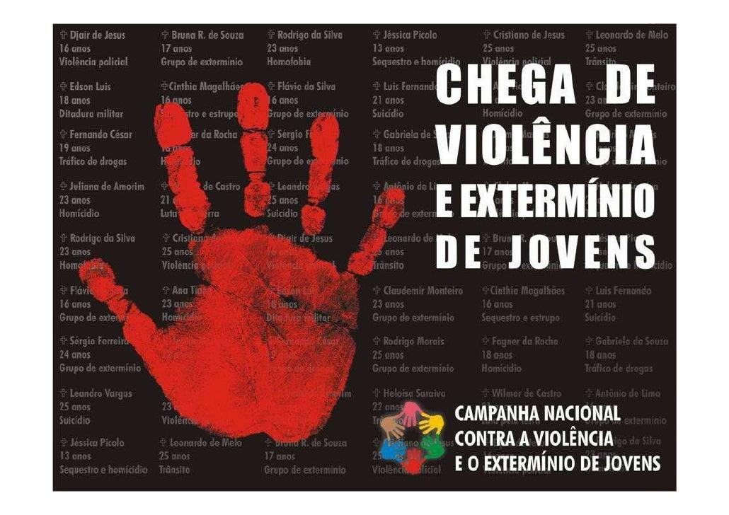 Campanha Contra o Extermínio da Juventude