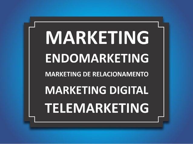 Apresentacao de marketing