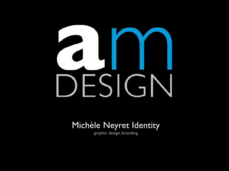 Michèle Neyret -- Visual Identity