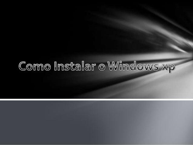 1º PassoVerificar as Propriedades do Computador        Se o Windows tiver menos do que 1Gb de Ram                a instala...