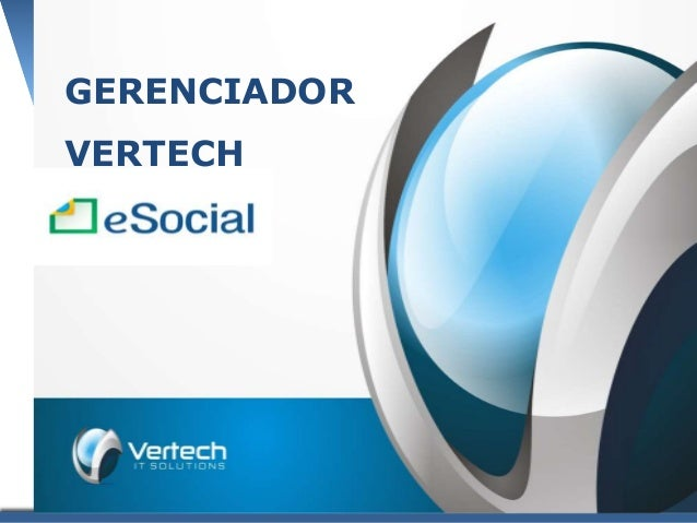 eSocial Vertech - IVeS