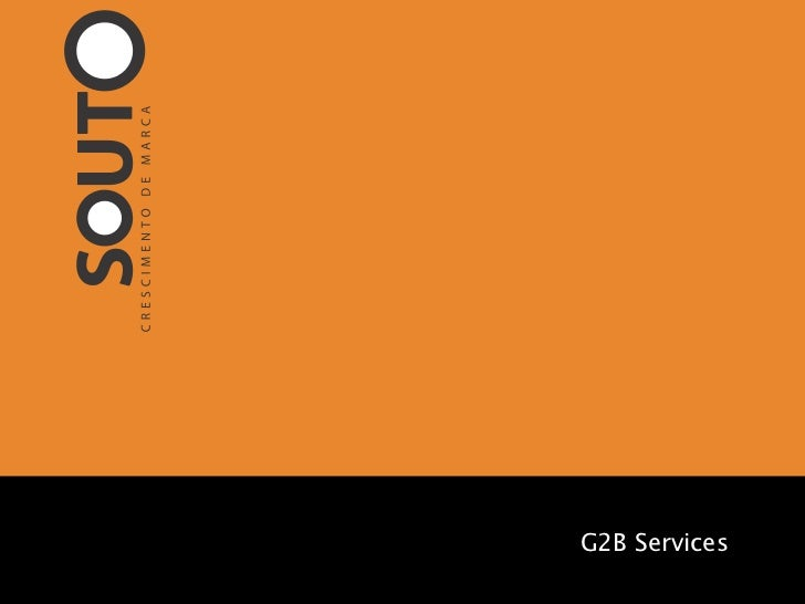 G2B Services