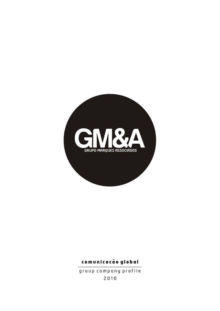 Apresentação GM&A