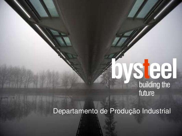 Departamento de Produção Industrial