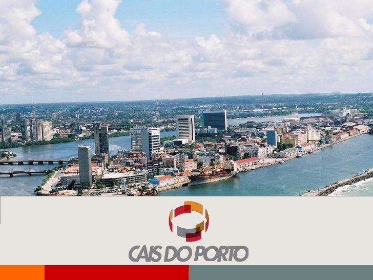 Cais do Porto (incubadora do Porto Digital)