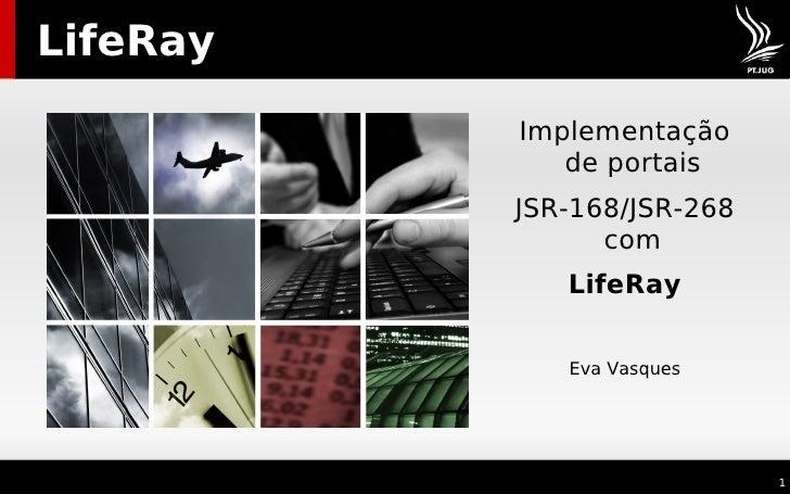 Apresentação LifeRay