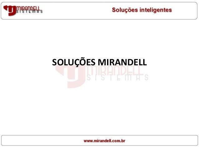 Apresentação Mirandell