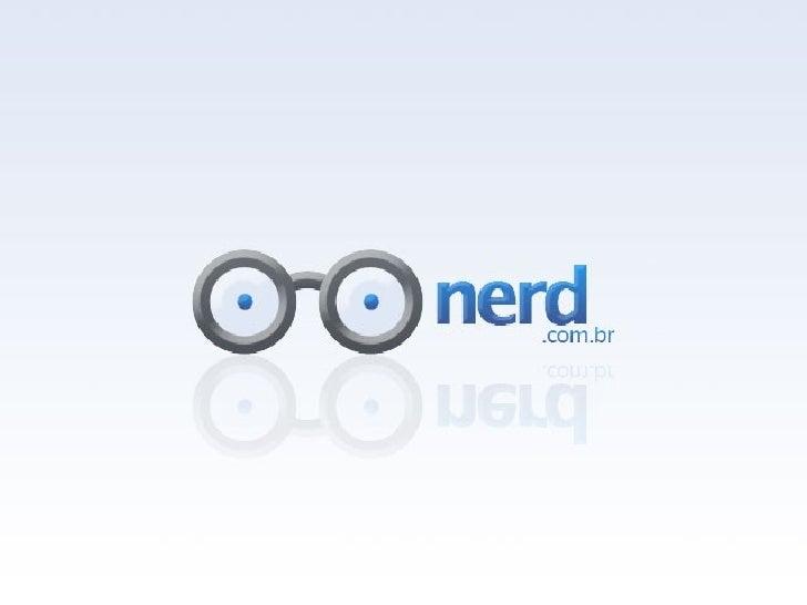 Apresentacao nerd