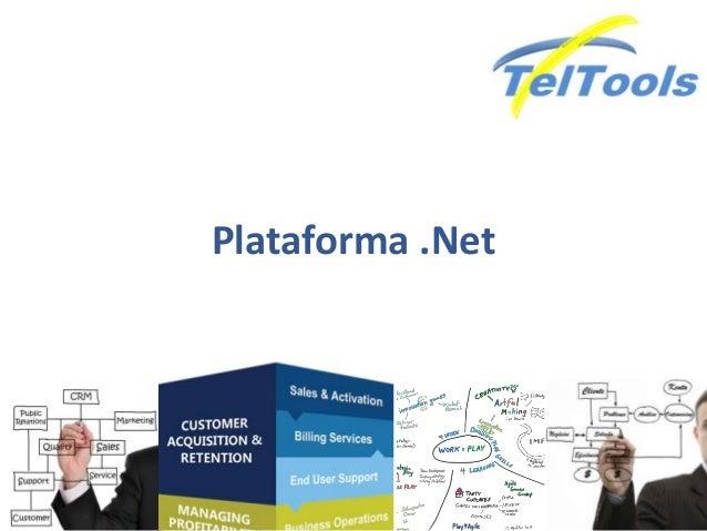 PDC - Engenharia - Plataforma Microsoft .NET