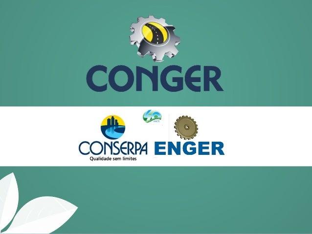 PORTFOLIO www.grupoconserpaenger.com.