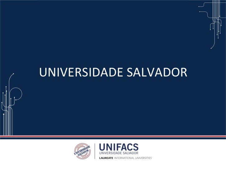 UNIVERSIDADE SALVADOR