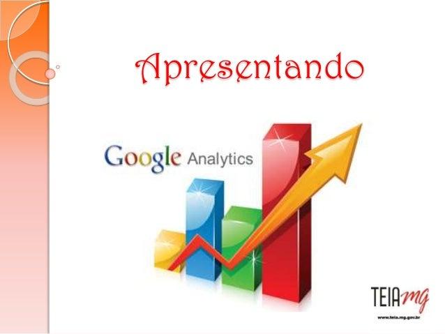 Apresentando Google Analytics