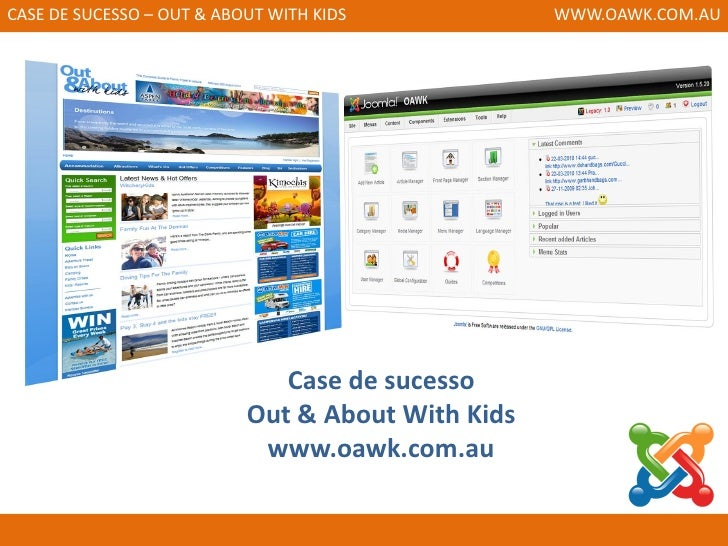 Case: Out & About With Kids