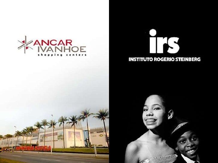 Ancar Ivanhoe e IRS, uma relação de responsabilidade social