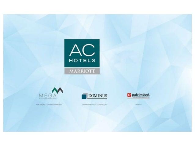 AC Hotels Marriott - suites - Barra da Tijuca 021 81736178