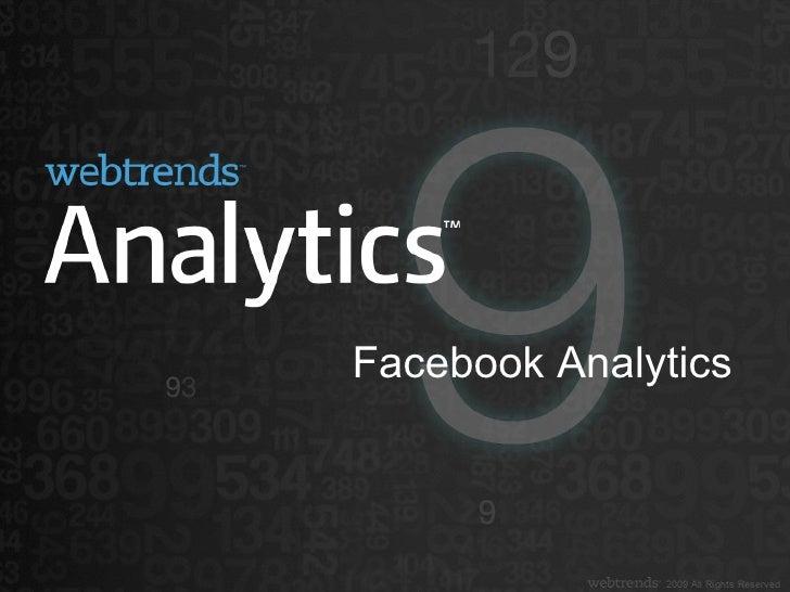 Facebook Analytics - Tudo aquilo que você imaginava e agora ainda melhor