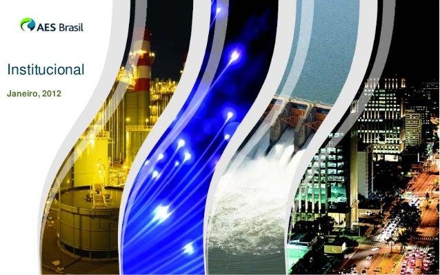 Apresentação   barclays capital latin america regulated industries conference