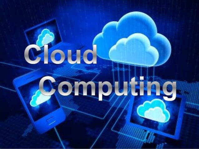 Apresentação - Cloud Computing