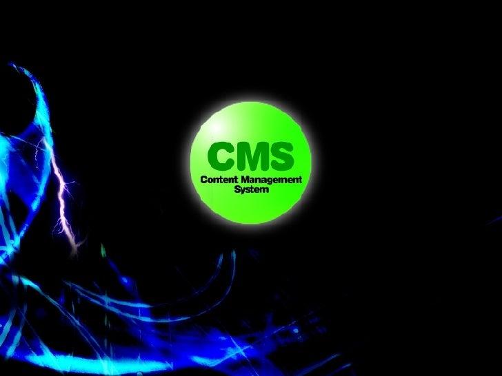 Apresentação CMS Luciano Matsuzaki