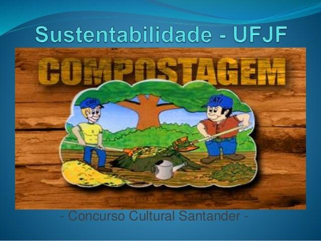Apresentação - compostagem - UFJF