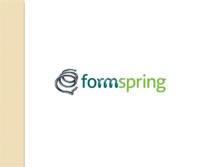 Formspring & Foursquare