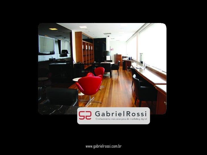 Apresentação Gabriel Rossi Consultoria