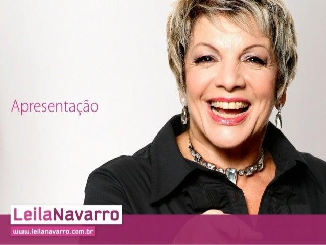 Mais de 1.500.000 assistiram Leila Navarro