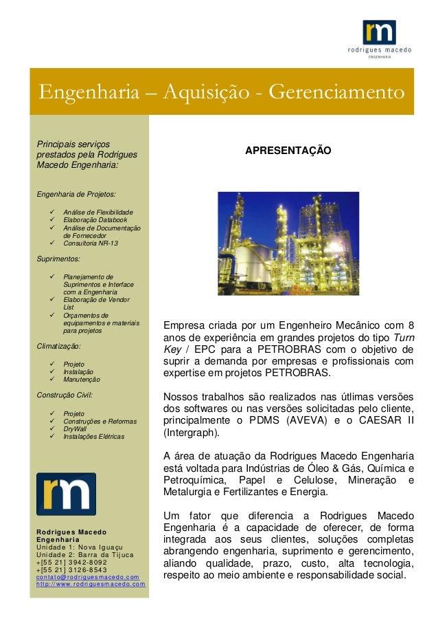 Carta apresentacao empresa cliente