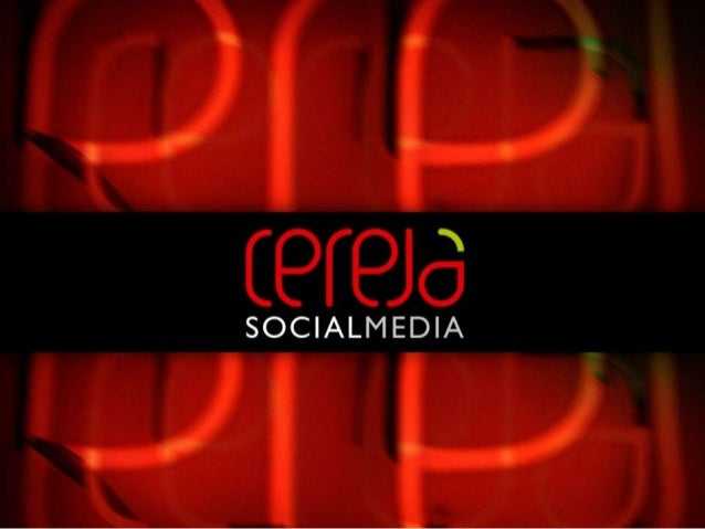 CEREJA SOCIAL MEDIA: Criação e curadoria de conteúdo.