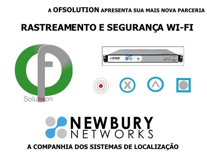 Apresentação Newbury Networks