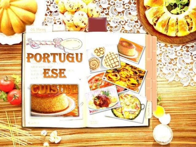 Apresentação portuguese-cuisine-corrigido