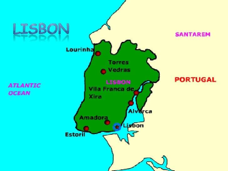 Lisbon and Oporto
