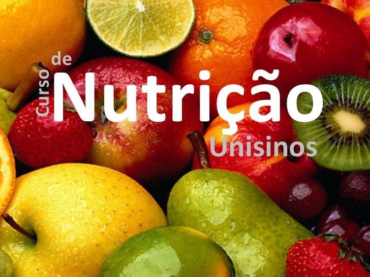 Nutrição Unisinos