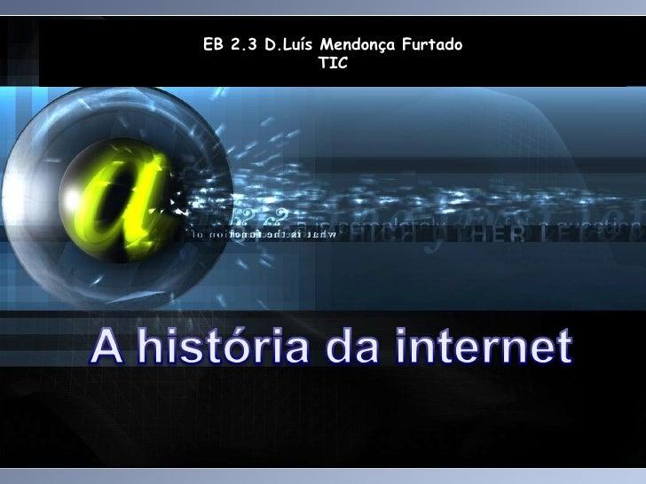 EB 2.3 D.Luís Mendonça Furtado TIC