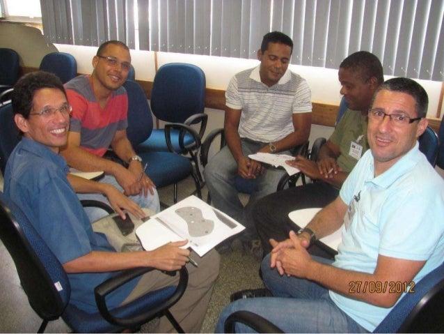 As atividades do articulador do gestar de matemática 2012 no Colégio Estadual Dinah Gonçalves