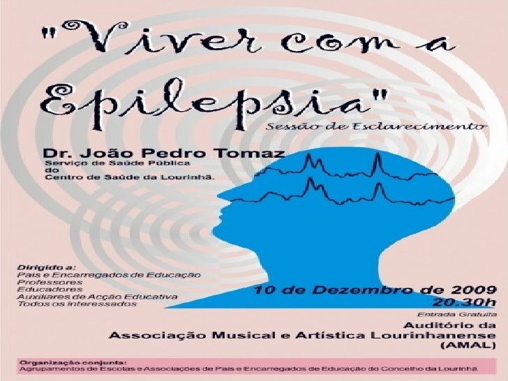 Apresentação Epilepsia