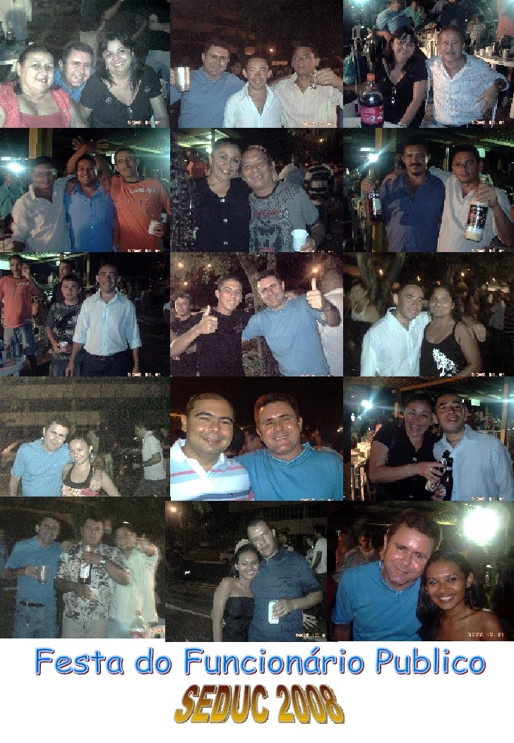 Festa do Funcionário Publico SEDUC 2008