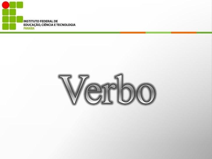 Verbo<br />